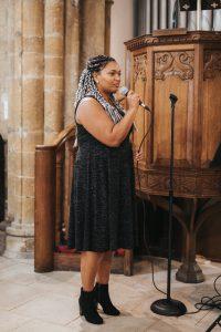 Wedding singer church